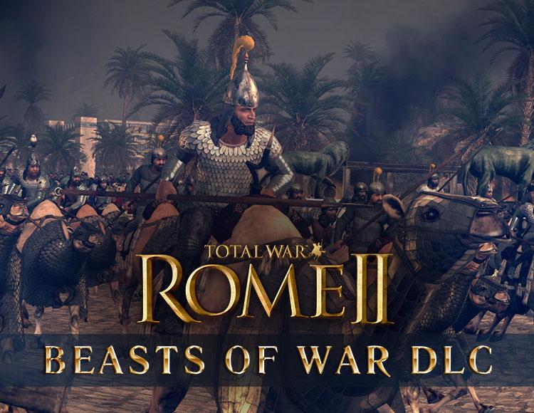 Total War : Rome II - Beasts of War DLC (PC) фото