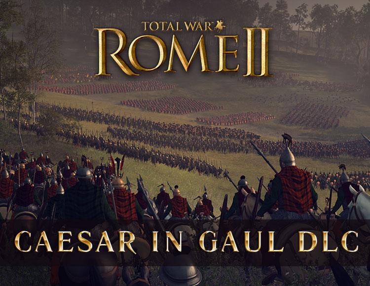 Total War : Rome II - Caesar in Gaul DLC (PC) фото