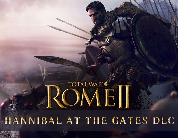 Total War : Rome II - Hannibal at the Gates DLC (PC) фото