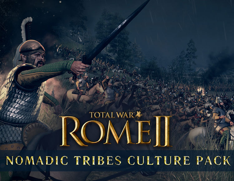 Total War : Rome II - Nomadic Tribes Culture Pack DLC (PC) фото