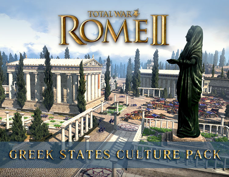 Total War : Rome II - Greek States Culture Pack DLC (PC) фото