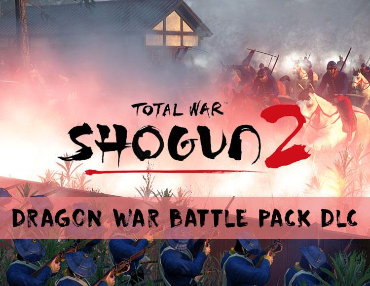 Total War : Shogun 2 - Dragon War Battle Pack DLC (PC) фото