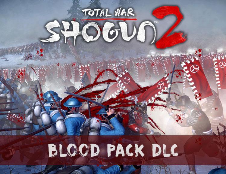 Total War : Shogun 2 - Blood Pack DLC (PC) фото