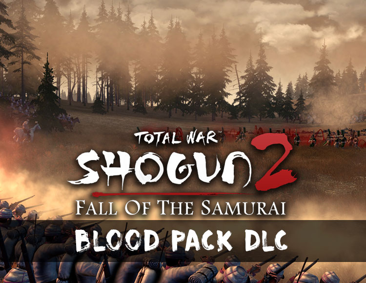 Total War : Shogun 2 - Fall of the Samurai - Blood Pack DLC (PC) фото