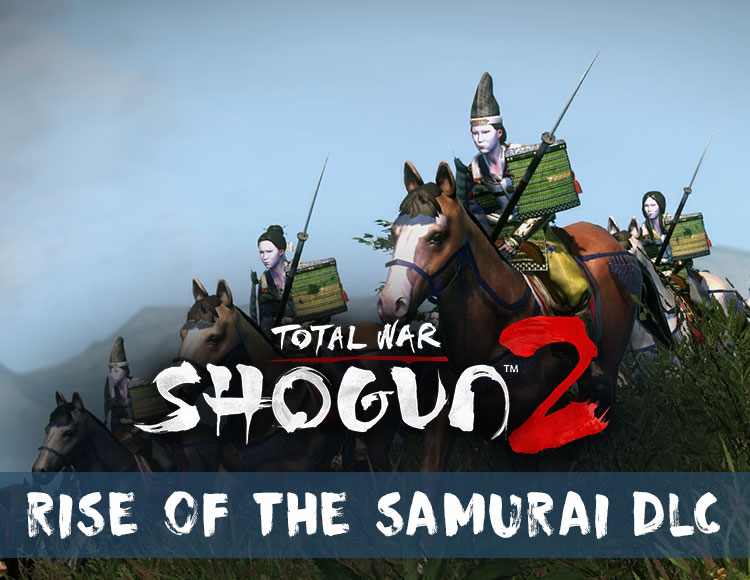 Total War : Shogun 2 - Rise Of The Samurai DLC (PC) фото