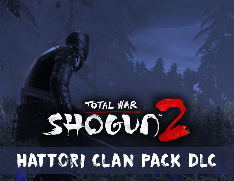 Total War : Shogun 2 - Hattori Clan Pack DLC (PC) фото
