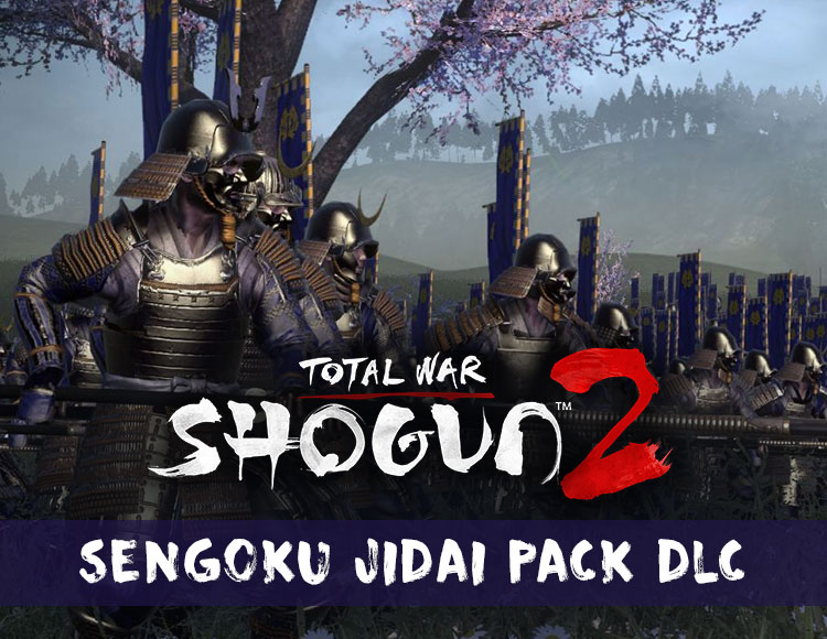Total War : Shogun 2 - Sengoku Jidai Pack DLC (PC) фото