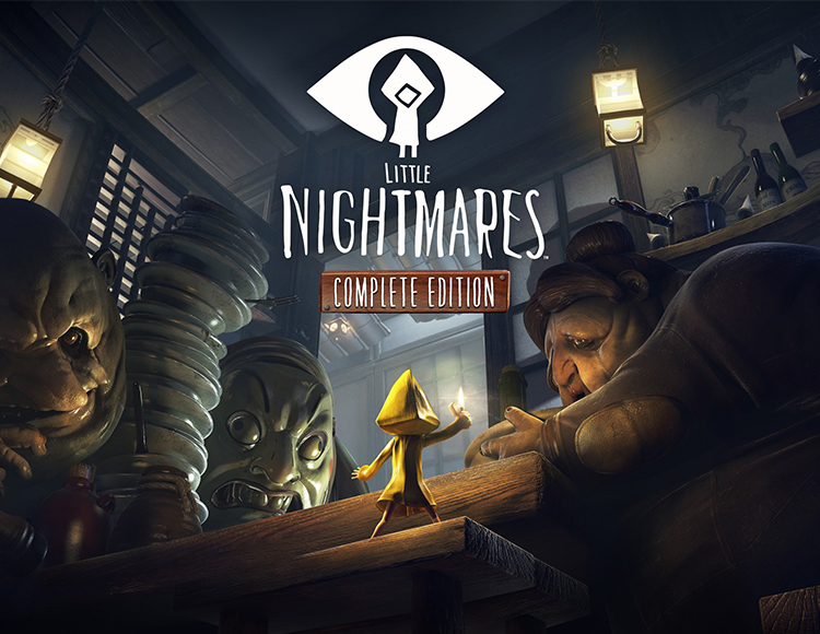 Little Nightmares Complete Edition (PC)