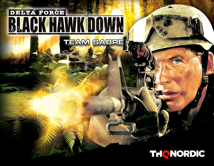 Delta Force: Black Hawk Down - Team Sabre (PC) фото