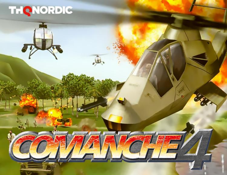 Comanche 4 (PC) фото