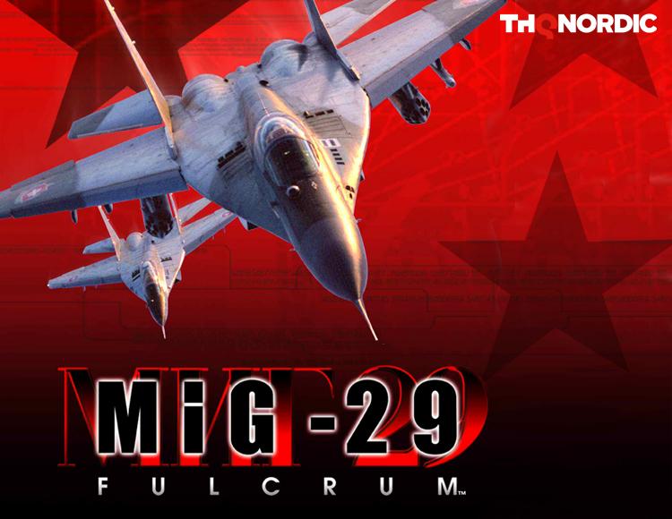 MiG-29 Fulcrum (PC) фото