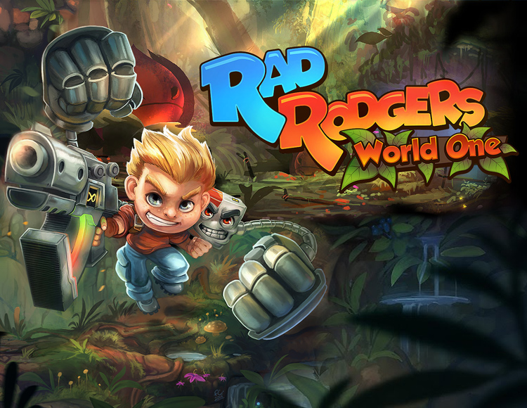 Rad Rodgers: World One (PC)