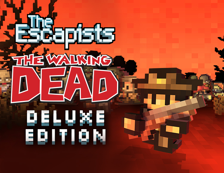 The Escapists: The Walking Dead Deluxe Edition (PC)