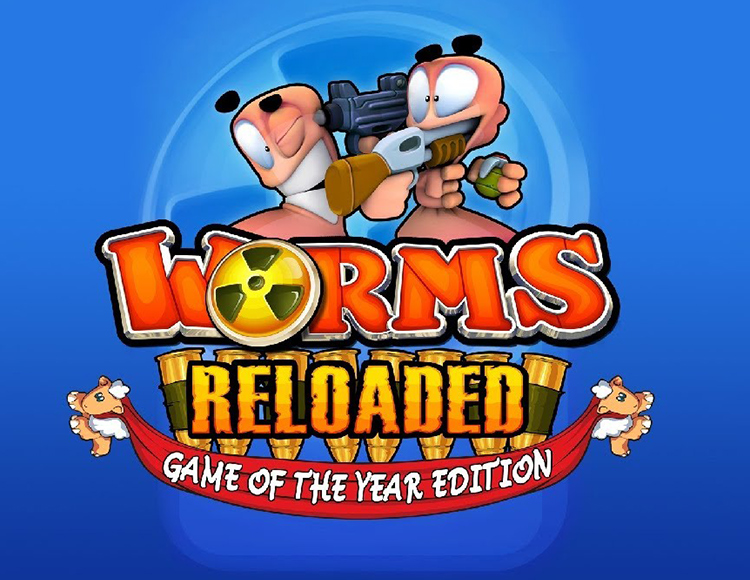 Worms Reloaded - Game Of The Year (PC)