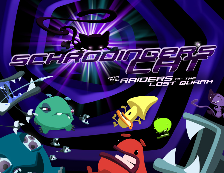 Schrödinger's Cat and the Raiders of the Lost Quark (PC) фото