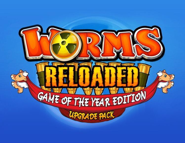 Worms Reloaded - Game Of The Year Upgrade (PC)