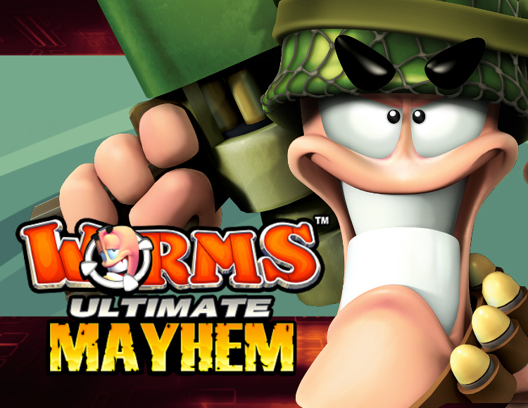 Worms Ultimate Mayhem - Four Pack (PC)