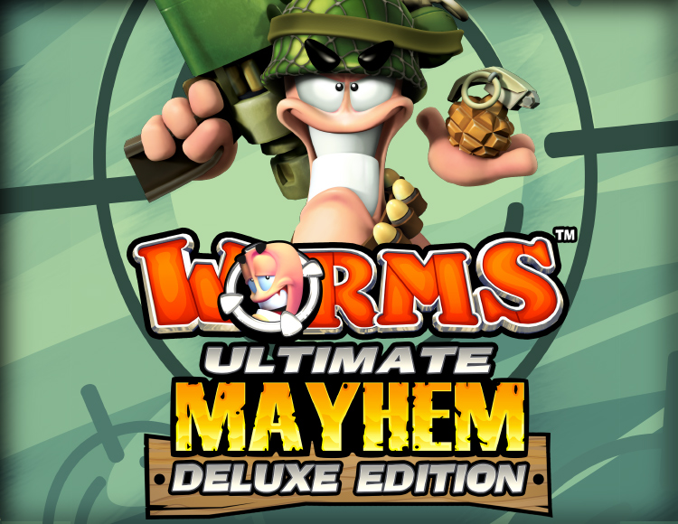 Worms Ultimate Mayhem - Deluxe Edition (PC)