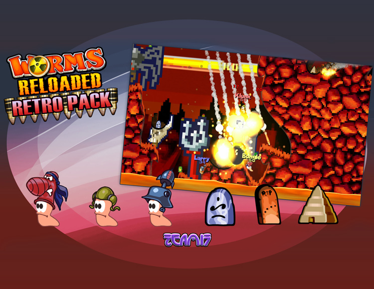 Worms Reloaded - Retro Pack (PC) фото