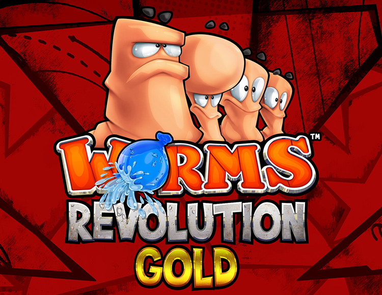 Worms Revolution Gold Edition (PC) фото