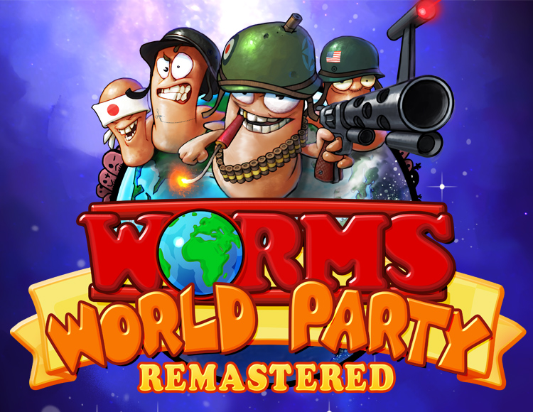 Worms World Party Remastered (PC)