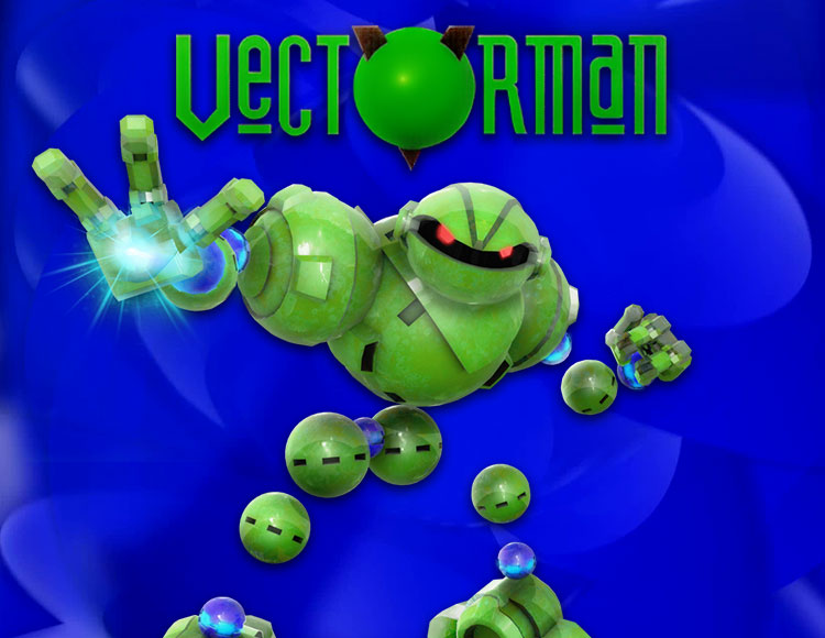 VectorMan (PC)