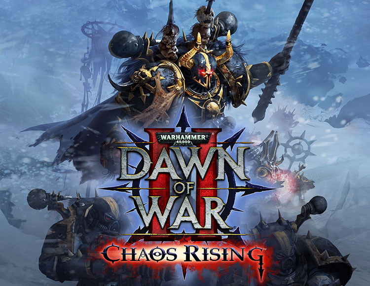 Warhammer 40,000 : Dawn of War II - Chaos Rising (PC) фото