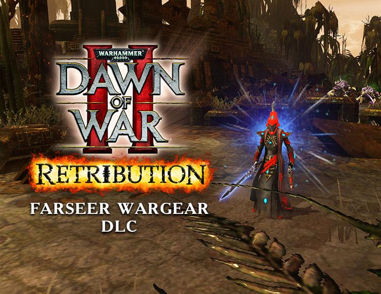 Warhammer 40,000 : Dawn of War II - Retribution - Farseer Wargear DLC (PC) фото