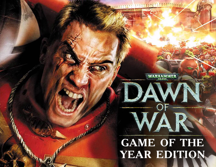 Warhammer 40,000 : Dawn of War - Game Of The Year Edition (PC) фото