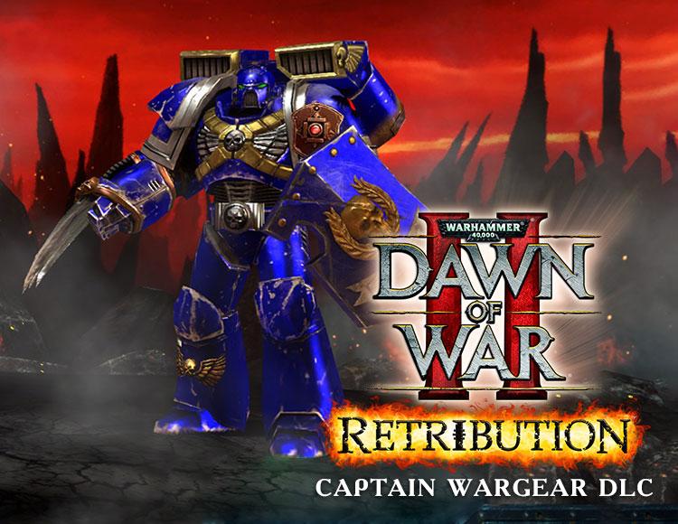 Warhammer 40,000 : Dawn of War II - Retribution - Captain Wargear DLC (PC) фото
