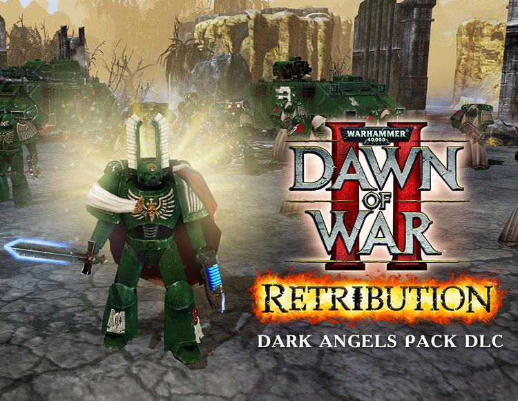 Warhammer 40,000 : Dawn of War II - Retribution - Dark Angels Pack DLC (PC) фото