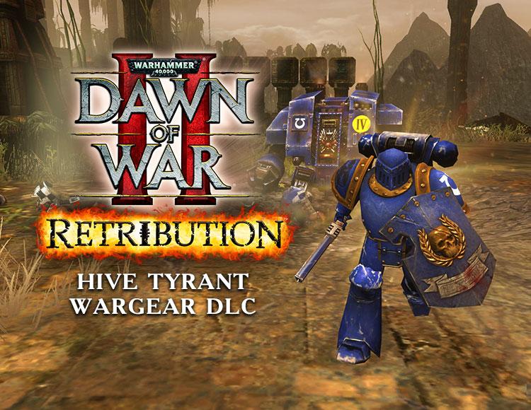 Warhammer 40,000 : Dawn of War II - Retribution - Hive Tyrant Wargear DLC (PC) фото