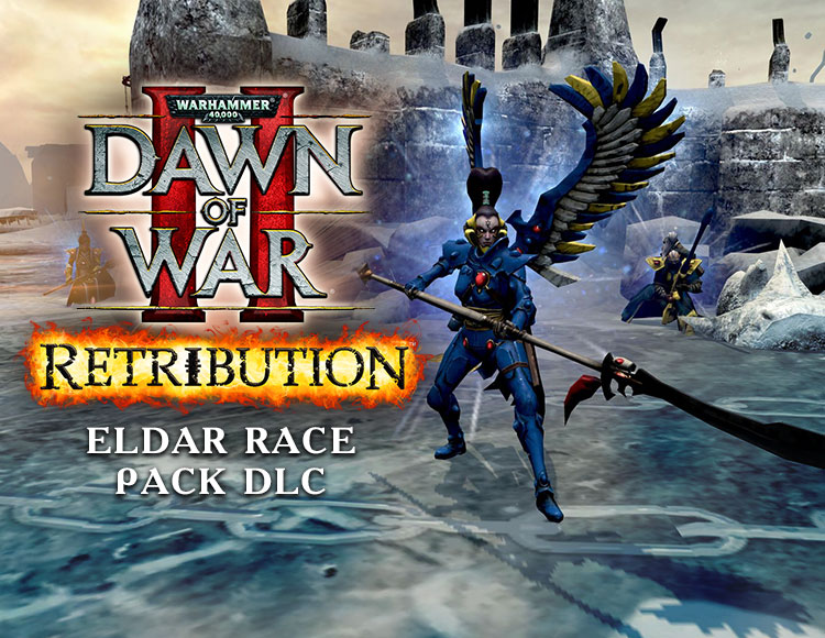 Warhammer 40,000 : Dawn of War II - Retribution - Eldar Race Pack DLC (PC)