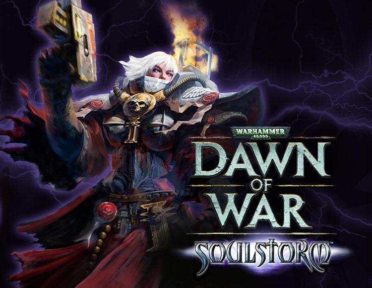 Warhammer 40,000 : Dawn of War - Soulstorm (PC) фото