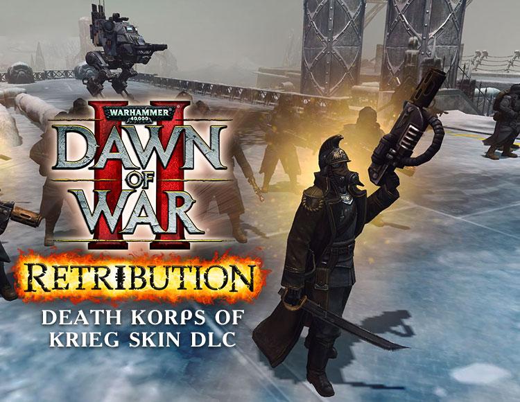 Warhammer 40,000 : Dawn of War II - Retribution - Death Korps of Krieg Skin DLC (PC) фото