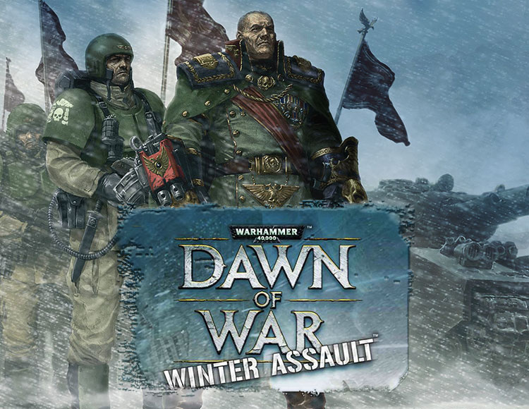 Warhammer 40,000 : Dawn of War - Winter Assault (PC) фото