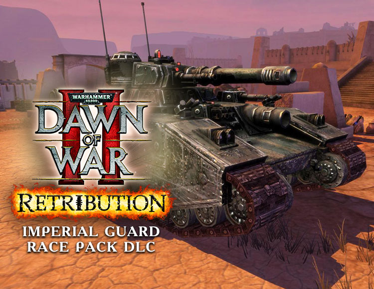 Warhammer 40,000 : Dawn of War II - Retribution - Imperial Guard Race Pack DLC (PC) фото
