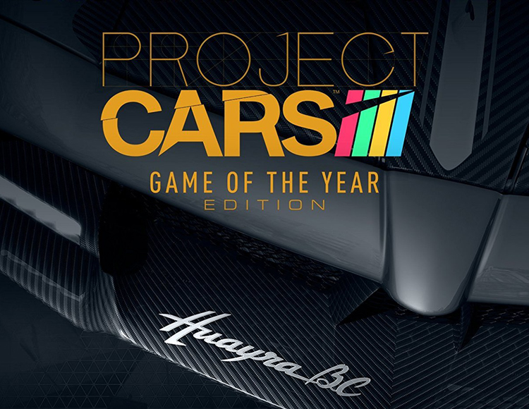 Project Cars Game of the Year Edition (PC) фото