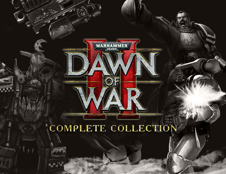 Warhammer 40,000 : Dawn of War II - Complete Collection (PC) фото