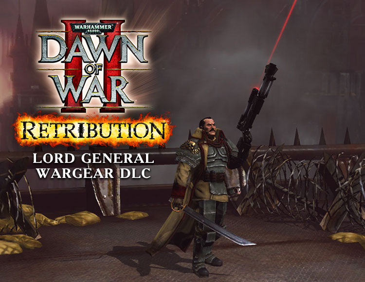 Warhammer 40,000 : Dawn of War II - Retribution - Lord General Wargear DLC (PC) фото