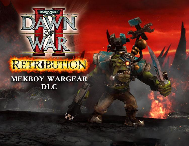 Warhammer 40,000 : Dawn of War II - Retribution - Mekboy Wargear DLC (PC) фото