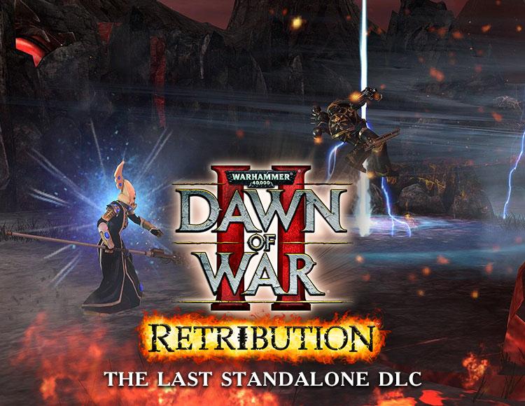 Warhammer 40,000 : Dawn of War II - Retribution - The Last Standalone DLC (PC) фото