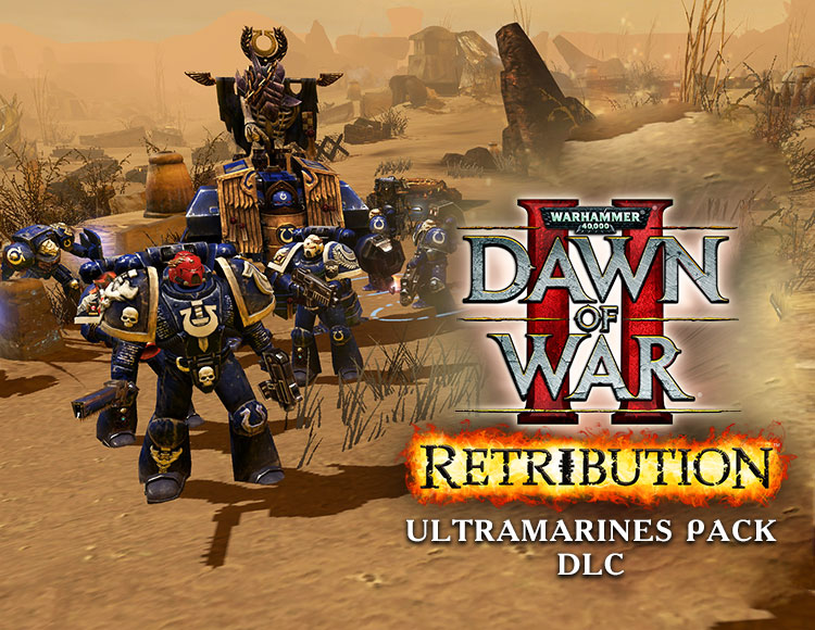 Warhammer 40,000 : Dawn of War II - Retribution - Ultramarines Pack DLC (PC) фото