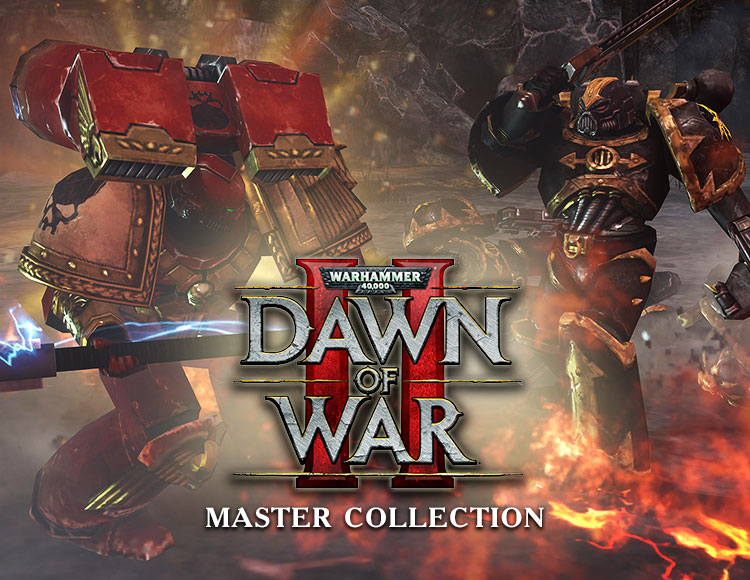 Warhammer 40,000 : Dawn of War II Master Collection (PC) фото