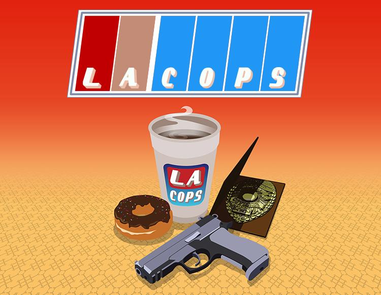 LA Cops (PC) фото