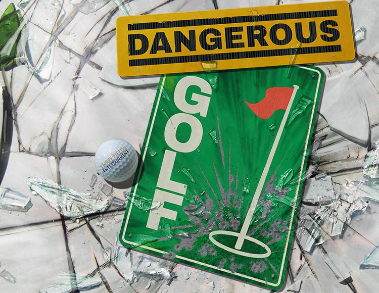 Dangerous Golf (PC) фото