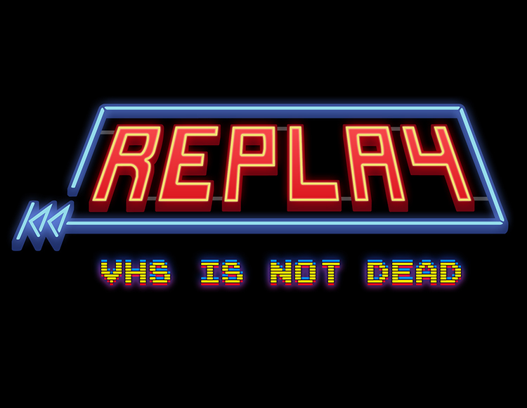 Replay - VHS is not dead (PC) фото