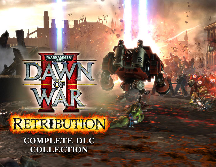 Warhammer 40,000 : Dawn of War II : Retribution - Complete DLC Collection (PC) фото