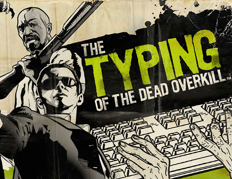 The Typing of the Dead : Overkill (PC)
