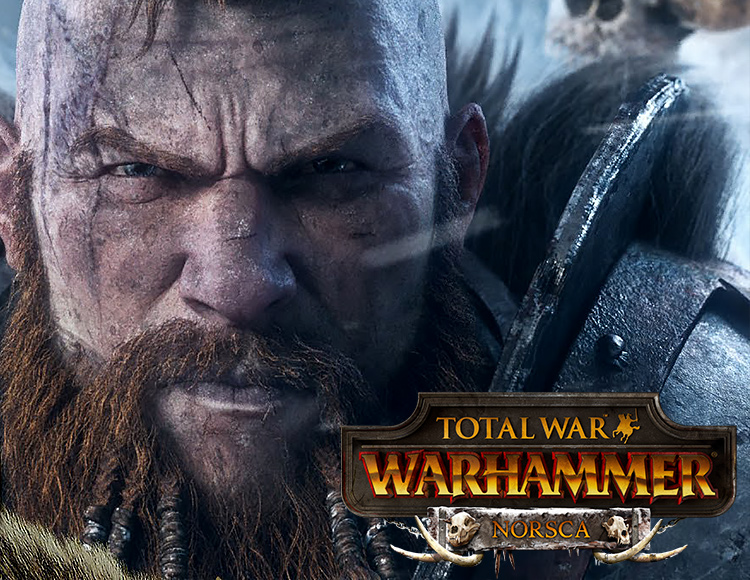 Total War: Warhammer - Norsca DLC (PC) фото